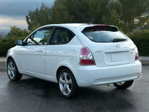 Hyundai 2007 Accent Hyundai Accent 2007 Hyundai Accent 2007 Photo 21 Car In