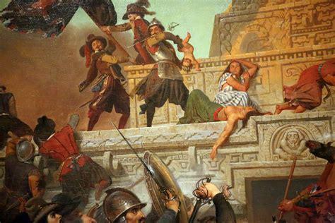 imagenes de los aztecas wikipedia hern 225 n cort 233 s y la ca 237 da del imperio azteca parte 4