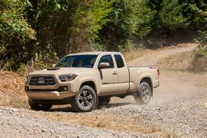 Toyota Tacoma Toyota Tacoma 2016 Motor Trend Truck Of The Year Finalist
