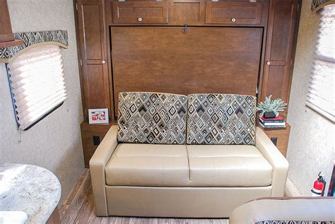 murphy bed travel trailer murphy bed travel trailer gulf stream streamlite 19fmb
