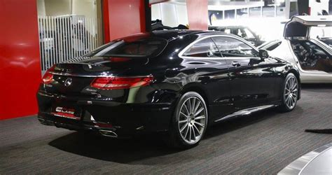 mercedes s500 coupe spotlight mercedes s500 coupe edition 1
