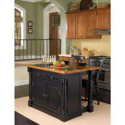 black kitchen island with seating kitchen islands carts islands utility tables the