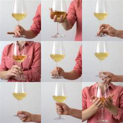 how to hold a wine glass civilized wine