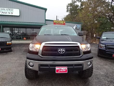 Boerne Toyota Used Cars Toyota Tundra Lifted In For Sale 81 Used Cars From