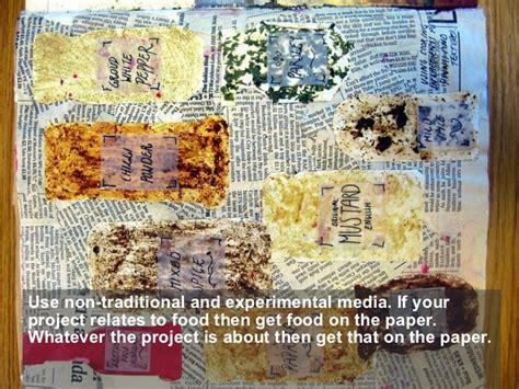 sketchbook how to use edexcel sketchbook kick start presentation
