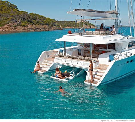 catamaran day hire ibiza luxury lagoon 560 mega catamaran ibiza charteralia boat