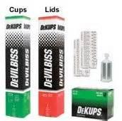 spray paint starter kit devilbiss dekups 9 oz starter kit hvlp spray paint gun