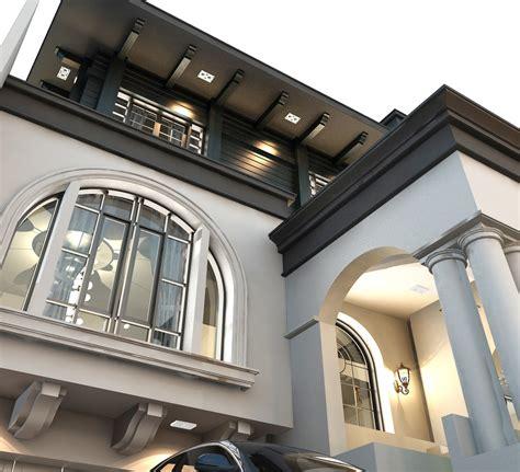 home design 3d classic architecture design classic house 3d max