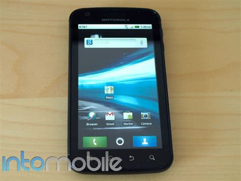 most powerful android phone review motorola atrix 4g for at t is this the world s most powerful smartphone android