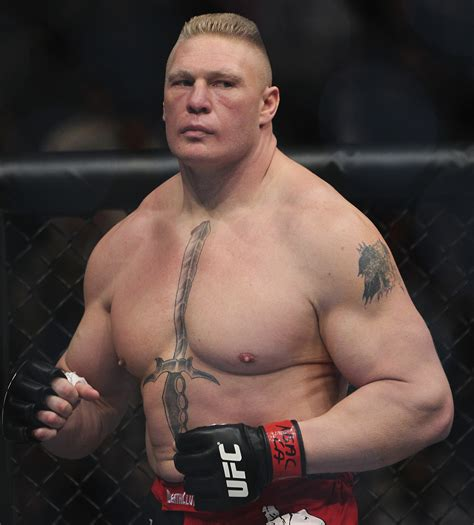 brock lesnar tattoos brock lesnar philtrum shitty advice