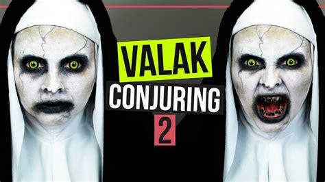 tutorial makeup valak valak the conjuring makeup tutorial spooktober