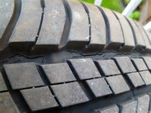 Tires Cracks In Tread Cracks Between Tread In Tire Replace Redflagdeals