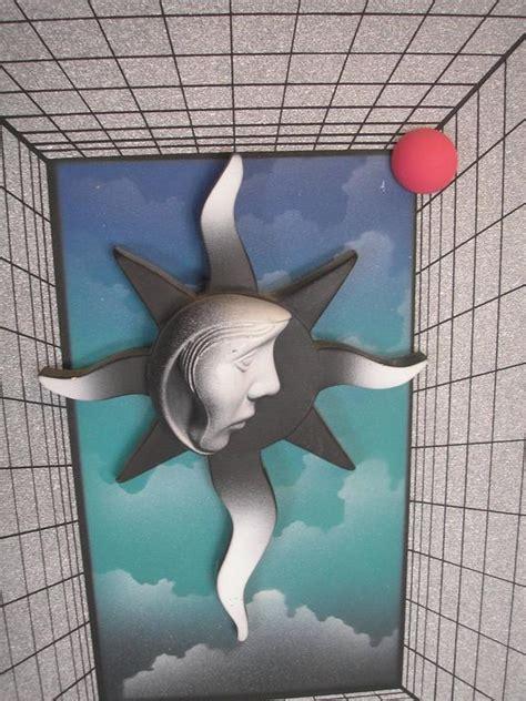 three dimensional original artwork by larry rosenfeld