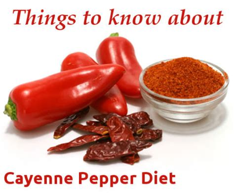 Cayenne Pepper Substitute For Detox by Cayenne Pepper Diet Maple Syrup Diet Myhealthbynature