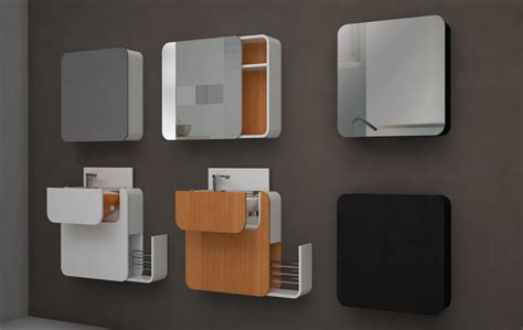 compact bathroom furniture for micro home spaces pixel