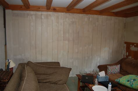 paint paneling before and after dining room after light and bright painting this wood paneling