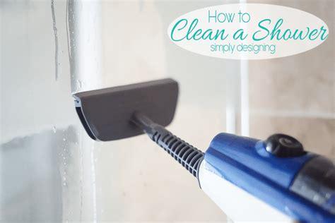 steam clean bathroom homeright brand ambassador simply designing homeright