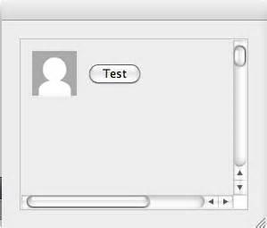 qt sizehint and layout design patterns qwidget as view item qt model view