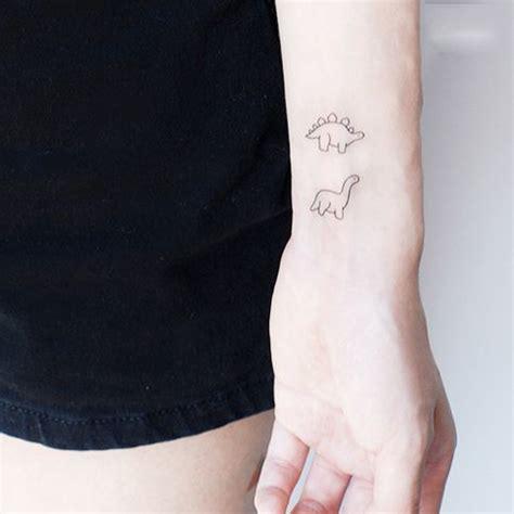 minimalist dinosaur tattoo 39192 best tattoos images on pinterest