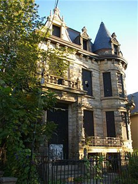 haunted houses in cleveland ohio franklin castle wikipedia