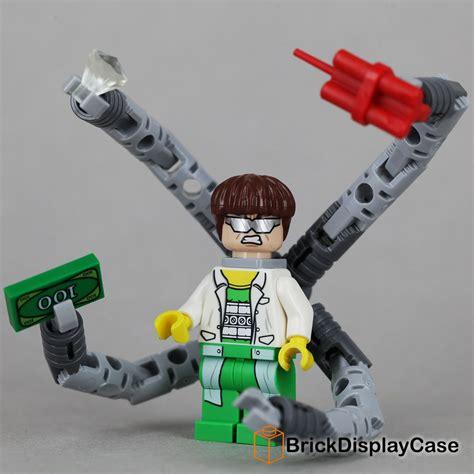 Lego Doctor Octopus Minifigure Doctor Octopus Spider Lego 76015 Minifigure