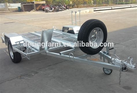 hot dip galvanized roller boat trailer for australia and - Boat Trailer Rollers New Zealand