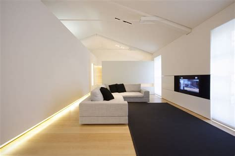 living spaces tv como loft residence by jm architecture ultra modern loft