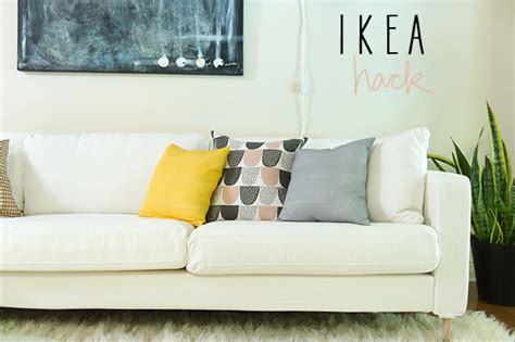 karlstad sofa hack ikea sofa hacks best 25 sofa makeover ideas on pinterest