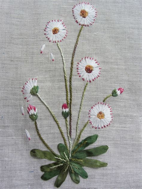 9 best stabilizers images on pinterest embroidery dans l atelier de lina broderie au ruban broderies