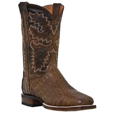 s dan post boots cowboy certified western
