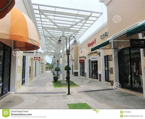 phuket thailand sept 9th street in the premium outlet mall om editorial stock image image