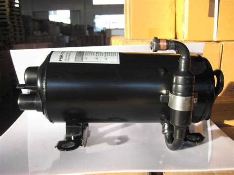 Air Ac Dc r134a 12v dc compressor for vehicle air conditioning