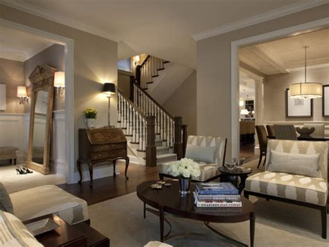 what to do with second living room living room with stairs to the second floor wallpapers and