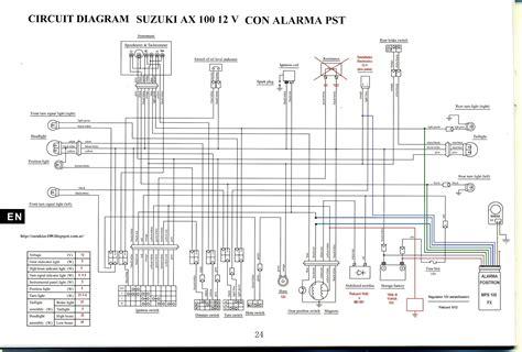 suzuki xl7 alarm wiring diagram k