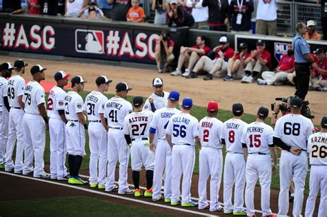 printable mlb all star roster 2015 2015 mlb all star game spared by mother nature al defeats
