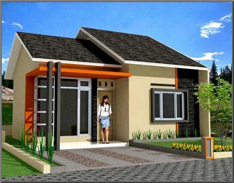 contoh desain rumah minimalis tipe  terbaru