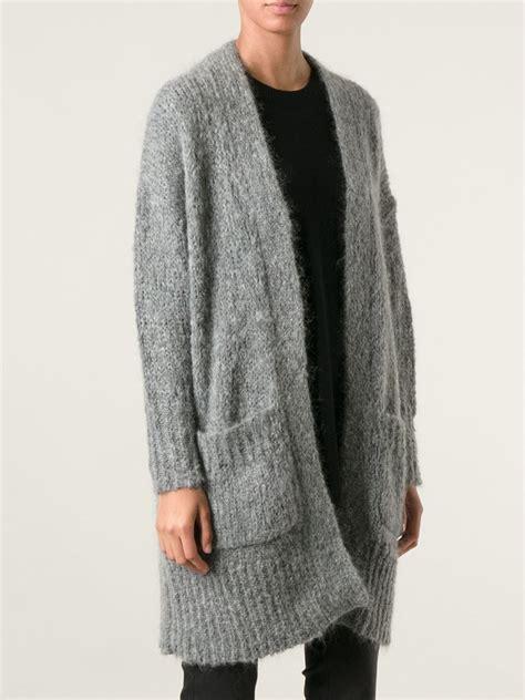 Cardigan Cardigan Grey oversized grey cardigan outdoor jacket