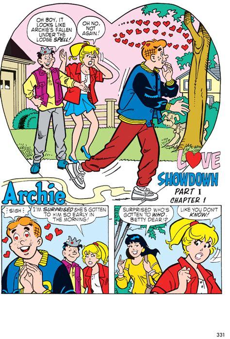 best comics the best of archie comics vol 1 preview comics news