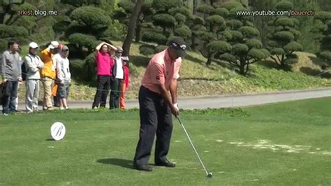 worst golf swing who has the worst swing on the pga tour according to