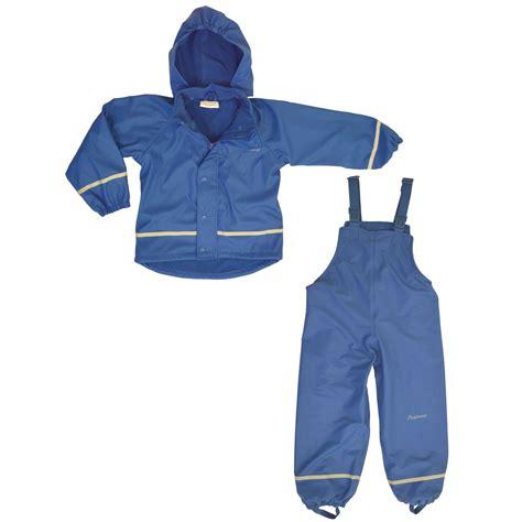 Overall Set children s jacket overalls set blue oakiwear