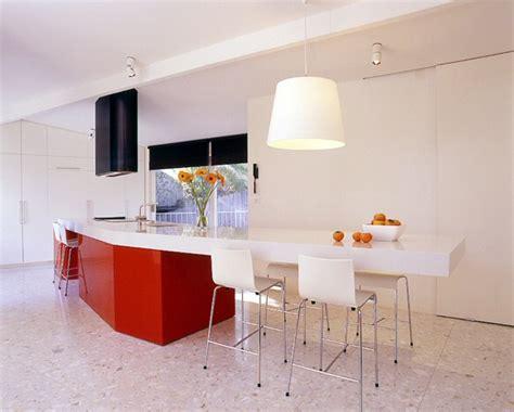 glacer en cuisine plan de travail granit marbre quartz de quartz