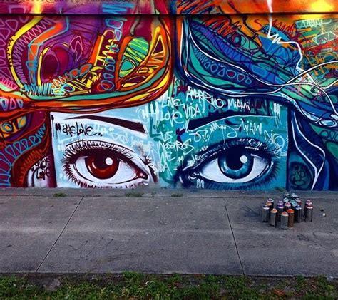 marcelo ment  miami  lp street art