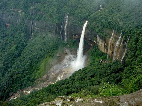 Sweet Rains Second Nature topography and ideal height make cherrapunji second