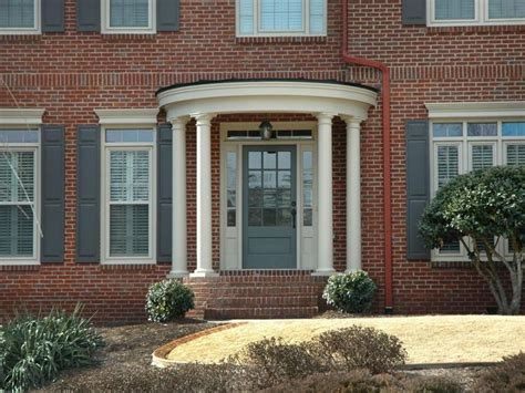 red brick house door colors 25 best ideas about red brick homes on pinterest red