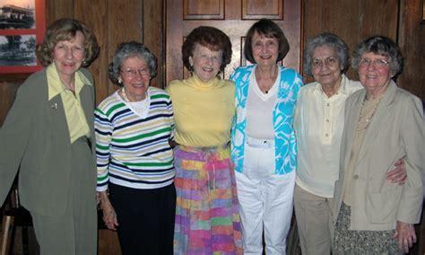Delta Sigma Epsilon 49 50 Reunion Iup Magazine The Barn Door Millersville Pa