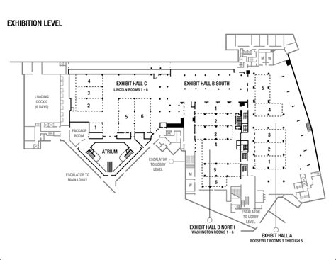 Marriott Wardman Park Floor Plan | floor plans washington marriott wardman park meeting