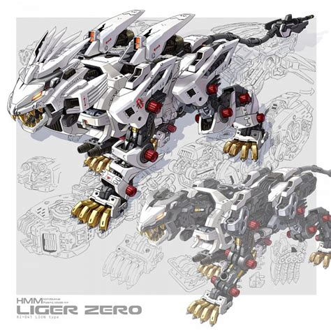 Kaos Anime Liger Zero zoids 449208 zerochan