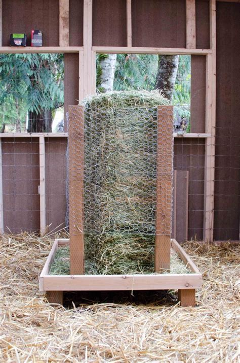 Goat Hay Rack Feeder by 25 Best Ideas About Hay Feeder On Diy Hay