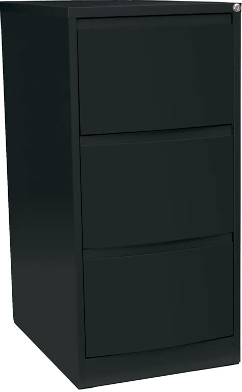 Precision Filing Cabinet Buy Precision Kurve Lockable Filing Cabinet 3 Drawer Black Texture At Mighty Ape Nz