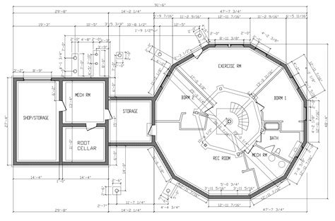 planning of house drawing house project plan modern house